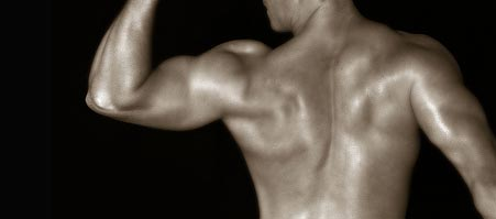 how to build deltoid muscles at home