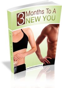 3 months to a new you fitness ebook