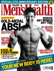 mens health physique